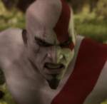 "The name ""Kratos"" is derived from ""kray"", meaning ""crazy"", and the greek suffix ""-tos"", which means ""corn-based snack product""."