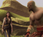 Kratos would probably have been caught in Persephone's trap without her involvement. He'd also probably not escape if she didn't come by for some obligatory villainous gloating.